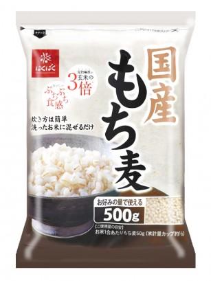 Cebada Glutinosa Japonesa en Grano estilo Arroz | 500 grs