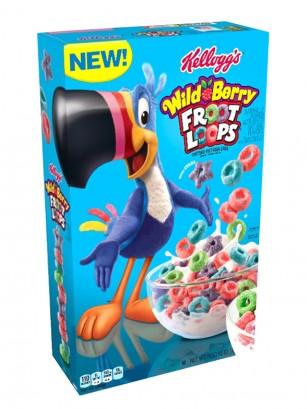 Cereales Froot Loops Frutas del Bosque 286 grs