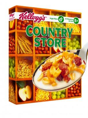 Cereales Mix con Pasas Sultanas, Frutos Secos y Manzana 750 grs