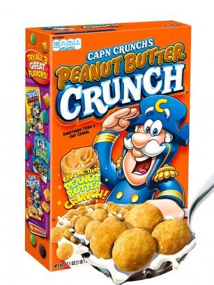 Cereales Puffs de Crema de Cacahuete | Cap'n Crunch
