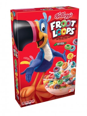 Cereales Froot Loops Multi Frutas 286 gr.
