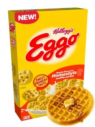 Cereales Eggo sabor Waffle con Sirope de Arce | 249 gr.