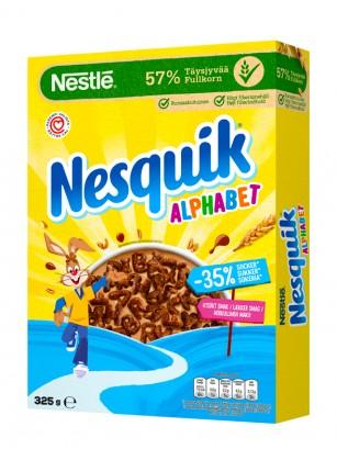 Cereales Nesquik Alfabeto 325 grs.