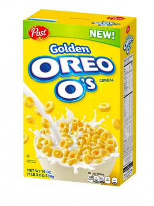 Cereales Oreo Golden | BOX 311 grs