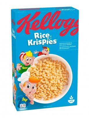 Cereales Rice Krispies | Receta UK 340 grs.