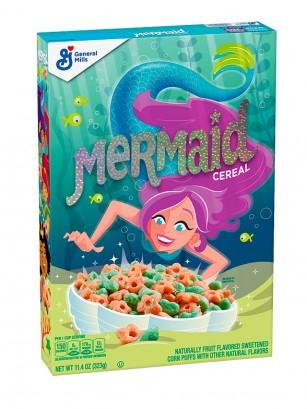 Cereales sabor Frutas | Edición Sirenita 323 grs