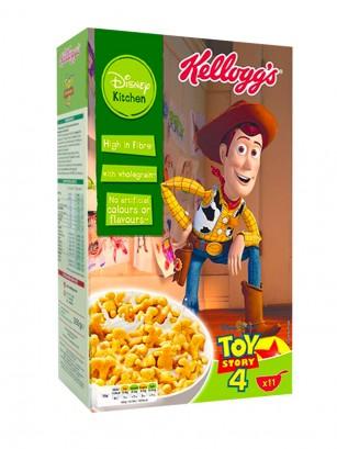Cereales de Vainilla Toy Story 4 | 350 gr.
