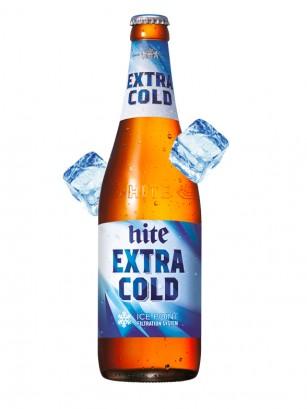 Cerveza Coreana Hite Extra Cold 500 ml.