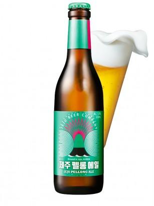 Cerveza Coreana Jeju | PELLONG ALE 330 ml. | Pedido GRATIS!