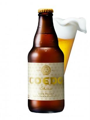 Cerveza Artesana Coedo Shiro