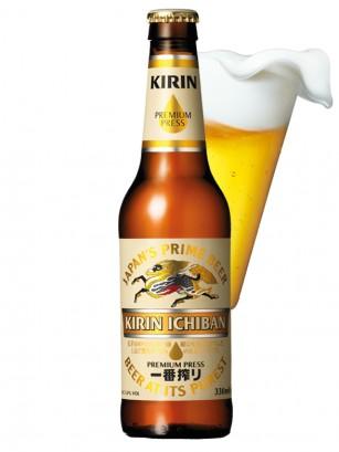 Cerveza Kirin Ichiban Premium