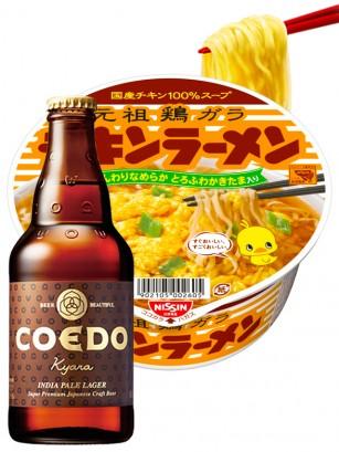 Menu DUO | Ramen Chikin Ramen Bowl & Cerveza Koeda | OFERTA