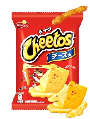 Cheetos Japoneses sabor Crema de Queso 75 grs