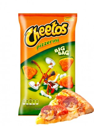 Cheetos Pizzerini sabor Pizza Big Bag | 85 grs