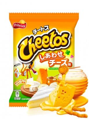 Cheetos Japoneses de 4 Quesos con Miel 65 grs.
