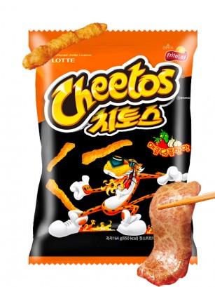 Cheetos Coreanos Salsa Agridulce Picante 82 grs