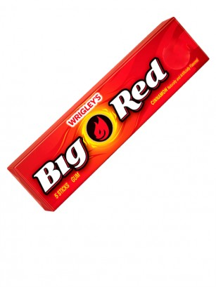 Chicles Big Red de Canela Especiada