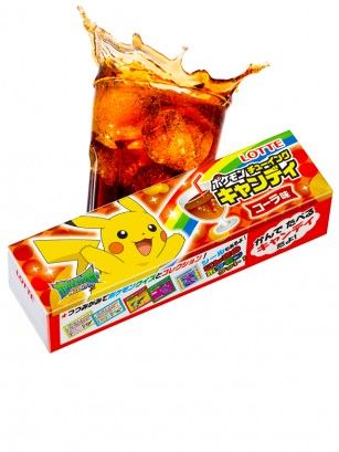 Chicles Pokemon Sabor Cola | 5 Diseños diferentes