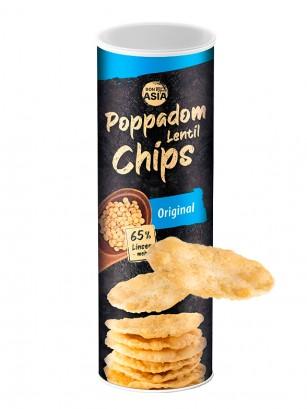 Chips de Lentejas receta Original 70 grs