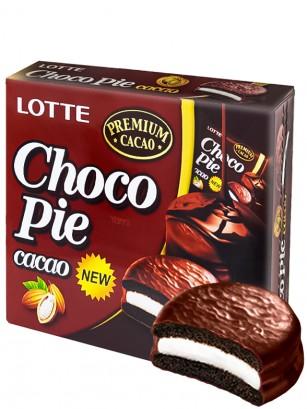 Choco Pie Doble Choco y Crema de Vainilla Big Box | 12 uds