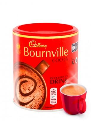 Cacao Intenso Cadbury Bournville para Beber o Repostería 125 grs