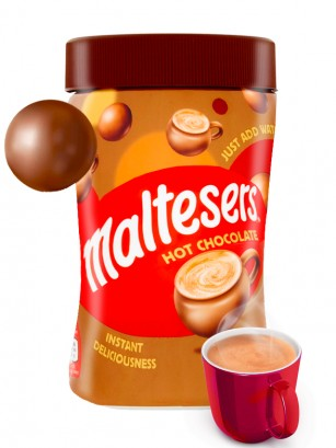 Chocolate  Instantáneo Maltesers 180 grs