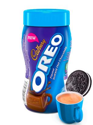Chocolate  Instantáneo Oreo 260 grs