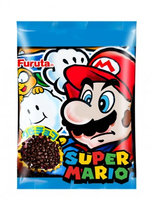 Mini Pufs de Chocolate con Leche | Super Mario 11 grs