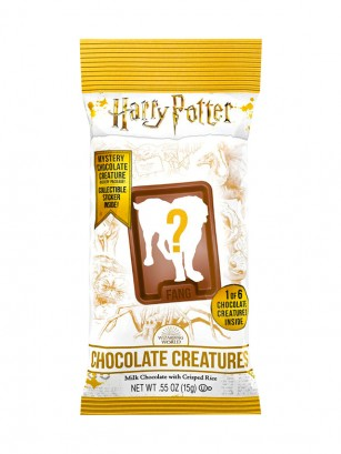 Criatura Misteriosa de Chocolate Crujiente Harry Potter
