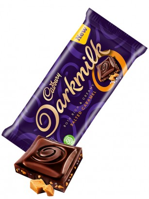 Chocolate Intenso DarkMilk Salty Caramel | 85 grs.