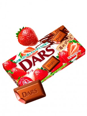 Chocolate Ichigo No Morinaga Dars 43 grs