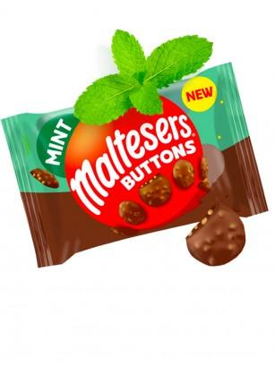 Bocaditos de Chocolatina Maltesers con Menta 32 grs