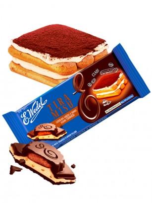 Gran Tableta Chocolate con Leche y Tiramisu | Wedel Lotte 293 grs