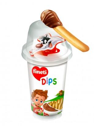 Sticks Cup Crema de Avellanas con Cacao 45 grs | Con Figurita