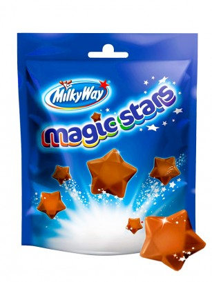 Estrellas de Chocolate y Nougat | Milky Way Big Bag 100 grs.