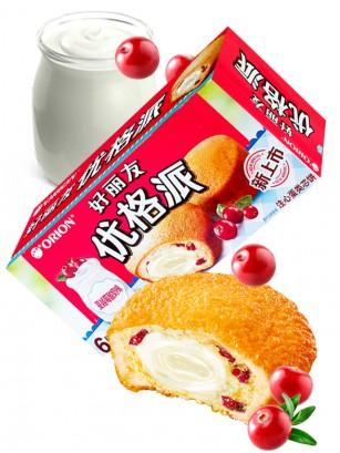Choco Pie con Crema de Yogur y Arándanos | 138 grs.