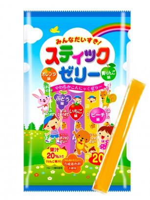 Mix Flash Ice Lollipops de Uva, Fresa y Momo | 5 Unidades