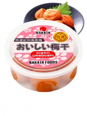 Ciruela Japonesa Macerada | Umeboshi 100 grs