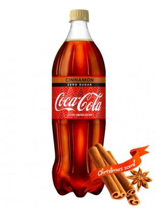 Coca Cola Canela ZERO 1,25 L