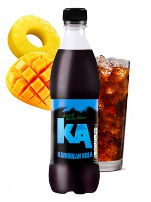 Refresco Karibbean Kola | KA 500 ml