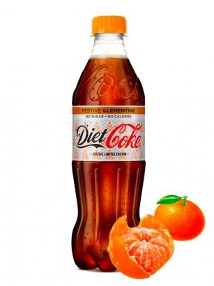Coca Cola Clementina DIET 1,25 L