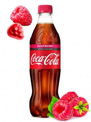 Coca Cola Frambuesa Zero 500 ml