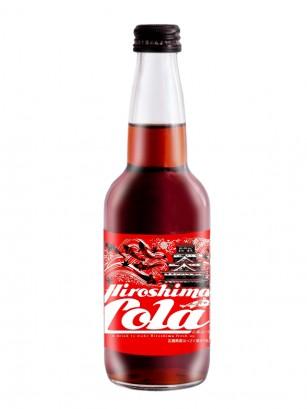 Hiroshima Cola | Botella Vidrio 330 ml.