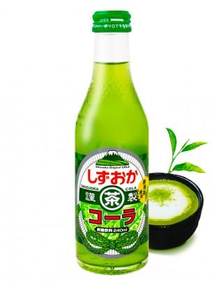 Matcha Cola Japonesa | Botella Vidrio 240 ml.
