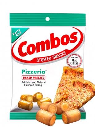 Bocaditos Pretz Sabor Pizza rellenos de Queso Fundido | Family Size