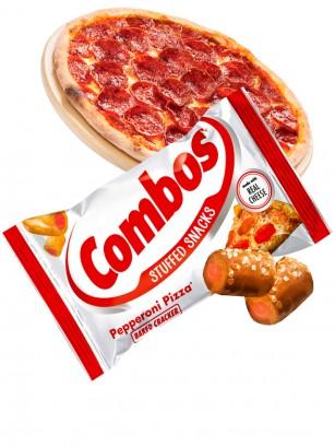 Bocaditos Combos rellenos de Pizza Pepperoni con Queso
