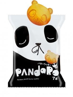 Galletita de Mantequilla Pandaro 7 grs.