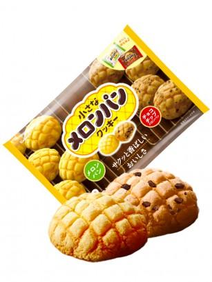 Cookies Melonpan Original y de Chocolate | Surtido 22 Unidades 171 grs