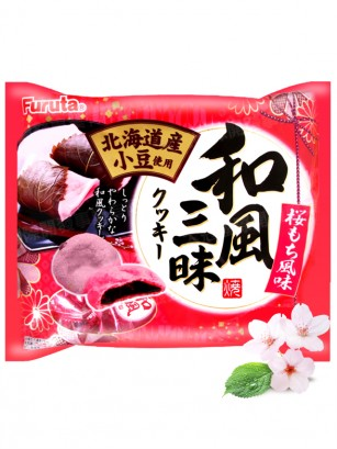 Galletas rellenas de Sakura Mochi | Family Bag 210 grs.