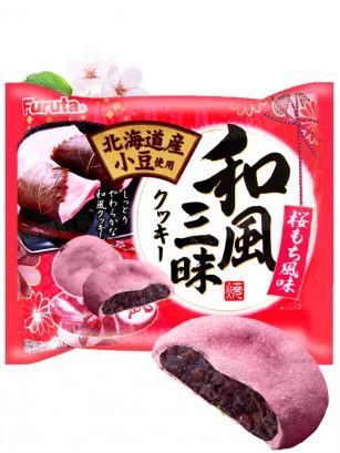 Galletas rellenas de Sakura Mochi | Family Bag 210 grs. | Pedido GRATIS!